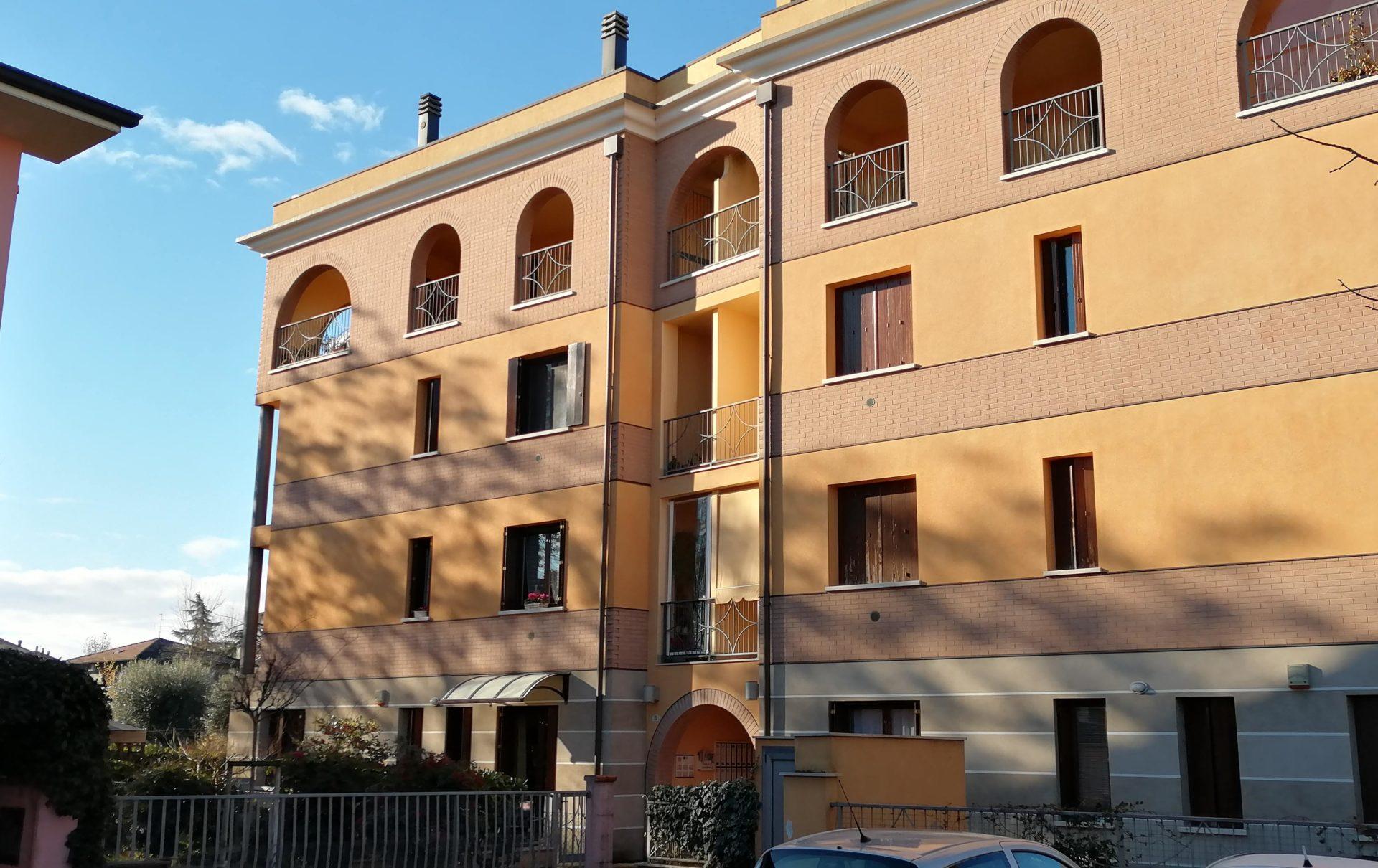 SILENZIOSO BILOCALE con doppio balcone – VENDUTO